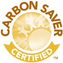 Carbon Saver Certified Gold