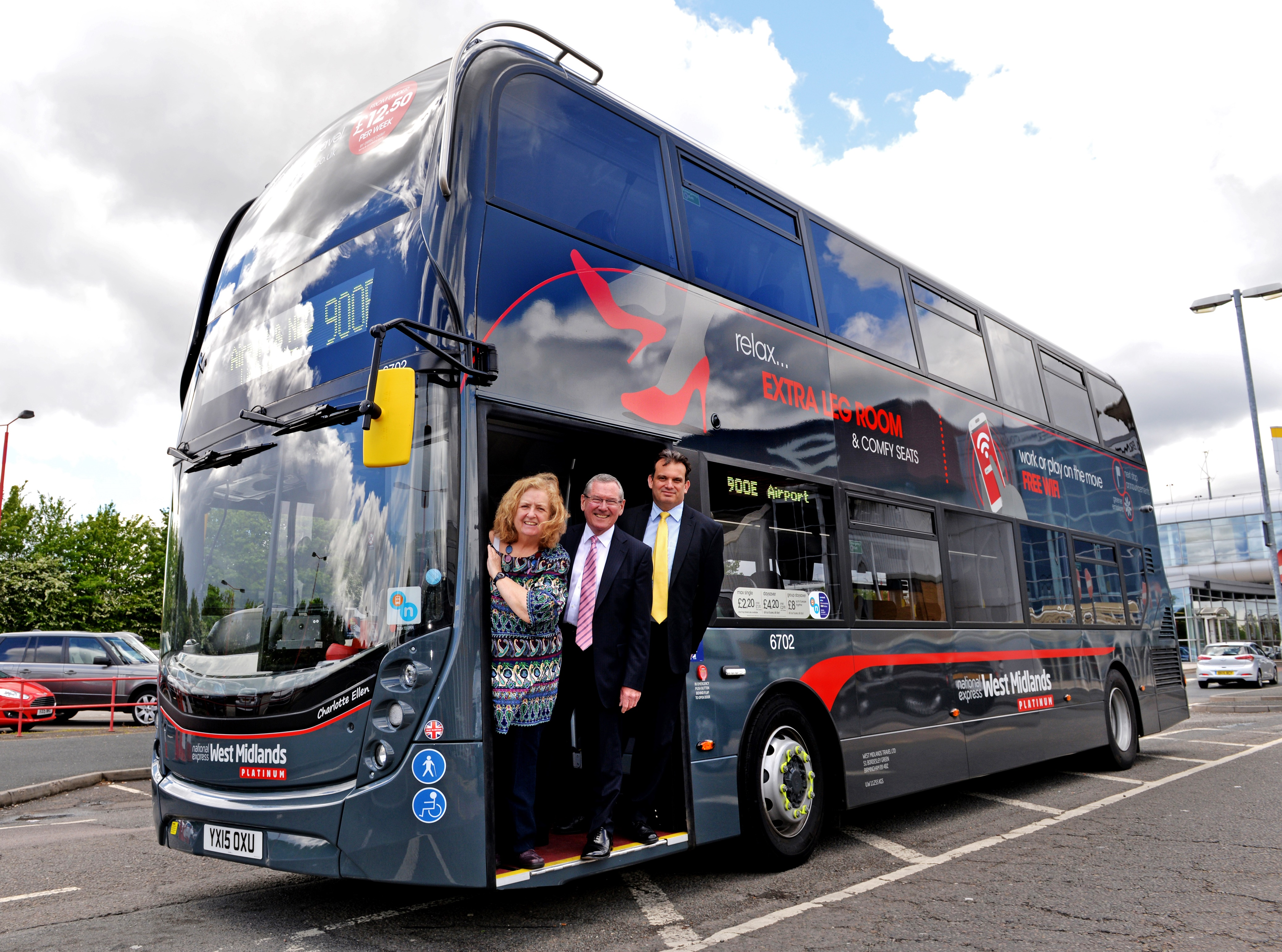 83 Million Of Investment For West Midlands Bus P Engers Over Two Years Including The 300 New Buses It Also Includes More Real Time Information
